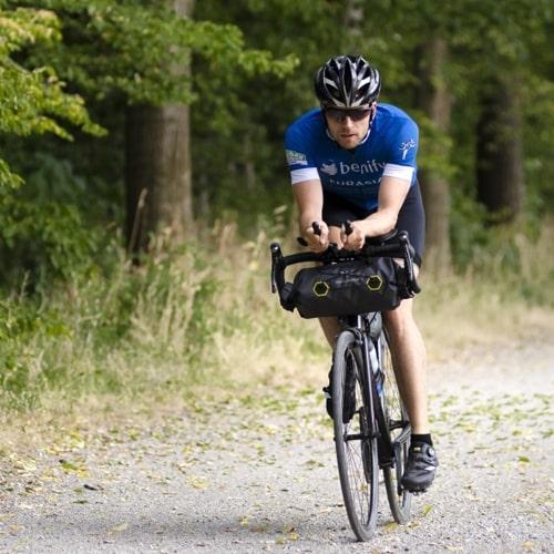Jonas Deichmann - Triathlon um die Welt - Millionenreichweite